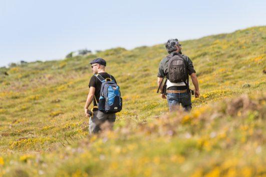 trekking ed esperienza in famiglia