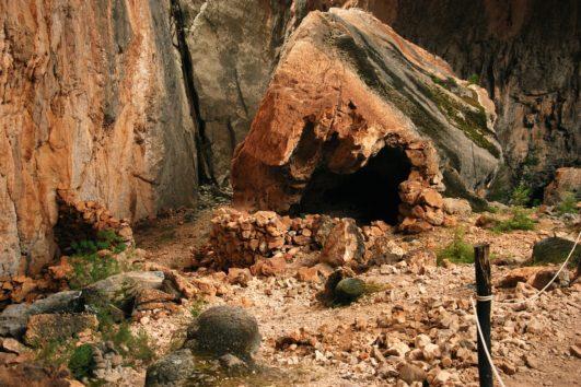 Trekking al villagio archeologico di Tiscali