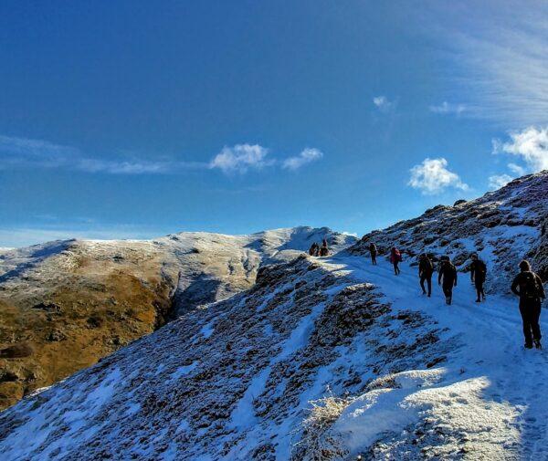 Neve – Trekking sul Gennargentu (2)