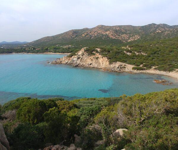 Trekking a Capo Spartivento