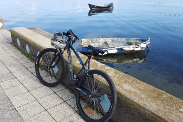 Bike tour Calasetta